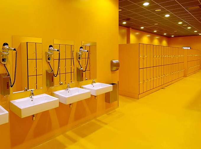 Public restrooms you can 39 t wait to visit james caccia for House washroom design