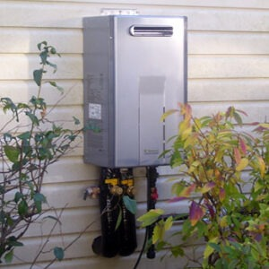 San Mateo Tankless Water Heater