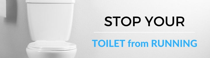 stop your toilet from running