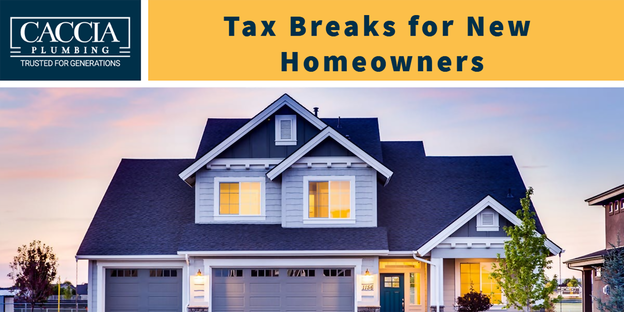 Tax Breaks for New Homeowners